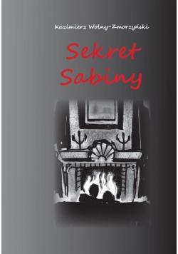 Sekret Sabiny