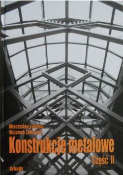 Konstrukcje metalowe II