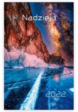 Kalendarz 2022 Kieszonkowy Nadzieja - Woda i góry