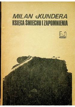 Księga śmiechu i zapomnienia