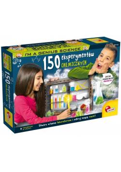 Mały Geniusz - 150 eksperymentów chemnicznych
