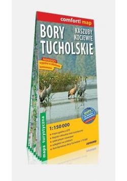 Comfort!map Bory Tucholskie, Kaszuby, Kociewie...