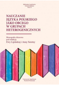 Nauczanie języka polskiego jako obcego w grupach..