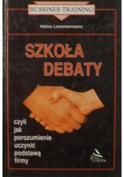 Szkoła debaty
