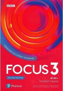 Focus 3 2ed. SB Digital Resources + Interactive