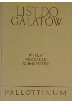 Listy do Galatów Tom VI - 2