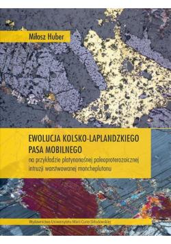 Ewolucja kolsko-laplandzkiego pasa mobilnego