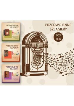 Przedwojenne Szlagiery BOX 3CD