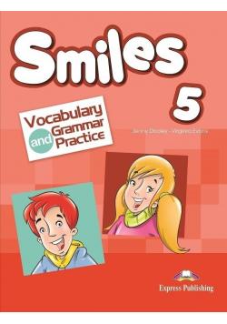 Smiles 5. Vocabulary & Grammar Practice