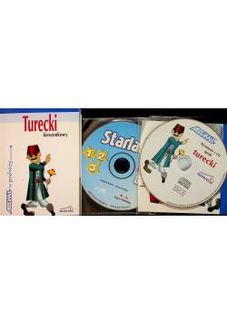 Turecki kieszonkowy Assimil w podróży + 2 płyty CD