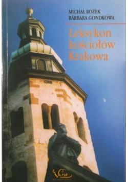 Leksykon kościołów Krakowa