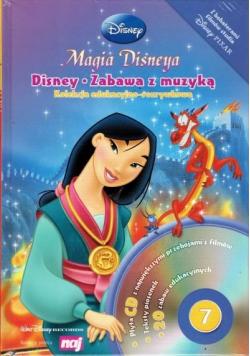 Magia Disneya Disney zabawa z muzyką 7