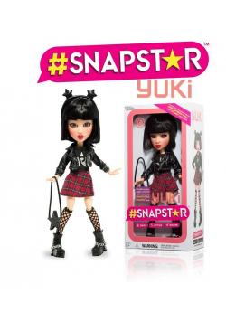 Snap Star - lalka Yuki