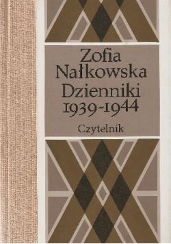 Dzienniki 1939 1944