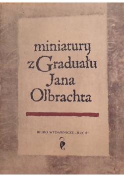 Miniatury z Graduału Jana Olbrachta
