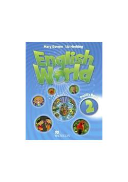 English World 2 SB MACMILLAN
