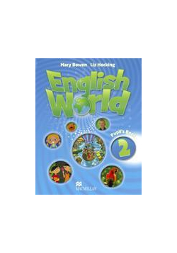 English World 2 SB MACMILLAN