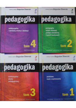 Pedagogika Tom od I do IV