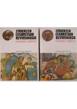 Zmierzch Cesarstwa Rzymskiego Tom 1 i 2