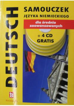 Deutsch Samouczek języka niemieckiego plus CD