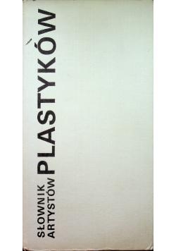 Słownik artystów plastyków