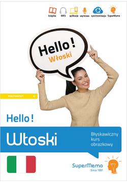Hello! Włoski Błyskawiczny kurs obrazkowy