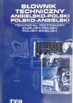 Słownik techniczny angielsko - polski polsko - angielski