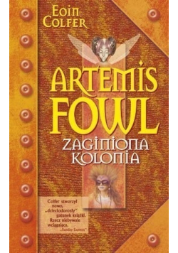 Artemis Fowl Zaginiona kolonia