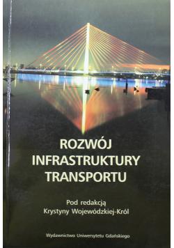 Rozwój infrastruktury transportu