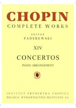 Chopin. Complete Works. XIV Koncerty fortepianowe