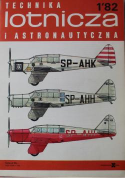 Technika lotnicza i astronautyczna nr 1