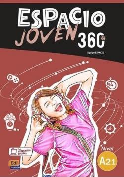 Espacio Joven 360 A2.1 podręcznik
