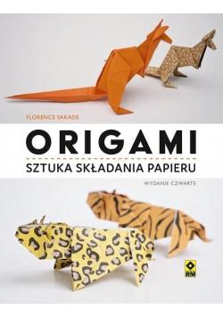 Origami. Sztuka składania papieru w.4