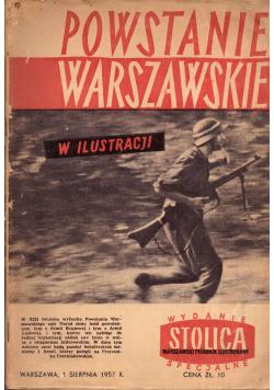 Powstanie Warszawski w ilustracji