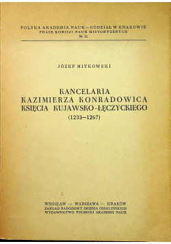 Kancelaria Kazimierza Konradowica