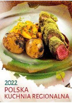 Kalendarz 2022 Ścienny Polska Kuchnia Regionalna