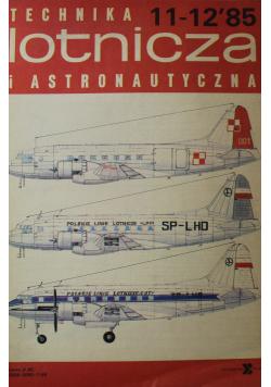 Technika lotnicza i astronomiczna Nr 11 - 12