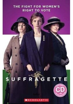 Suffragette. Reader B1 + CD
