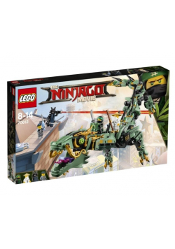 Lego NINJAGO 70612 Mechaniczny smok