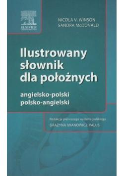 Ilustrowany słownik dla położnych angielsko polski polsko angielski