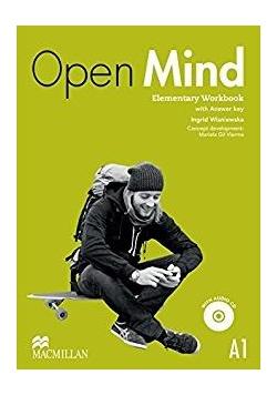 Open Mind Elementary A2 WB MACMILLAN