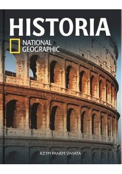 Historia National Geographic tom 14 Rzym Panem Świata