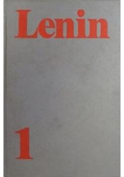Lenin Dzieła wybrane tom 1