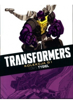 Transformers Kolekcja G1 Tom 5