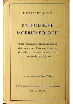 Katolische moraltheologie