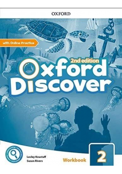Oxford Discover 2E 2 WB + online practice