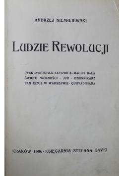 Ludzie Rewolucji 1906 r.