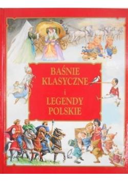 Baśnie klasyczne i legendy polskie