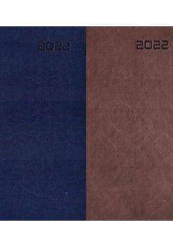 Kalendarz 2022 książkowy A4 SK0-1B MIX