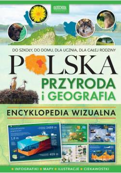 Polska Przyroda i geografia Encyklopedia wizualna